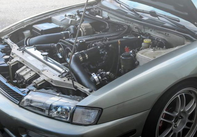 1JZ-GTE ENGINR S366 TURBO