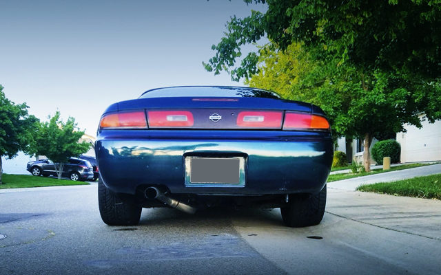 BACK TAIL LIGHT S14 240SX