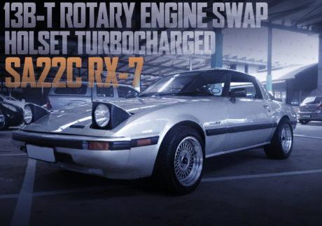 13b-t rotary sa22c rx-7