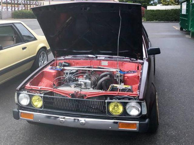 3T-C ENGINE