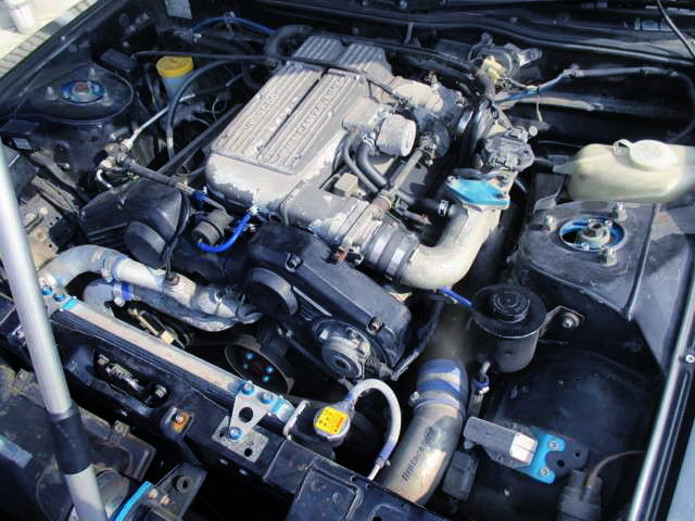 VG30DET TWINCAM TURBO ENGINE