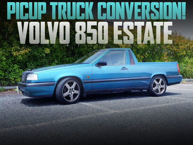 PICUP TRUCK VOLVO850 ESTATE