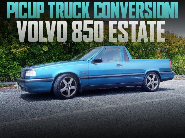 PICUP TRUCK VOLVO850 ESTATE
