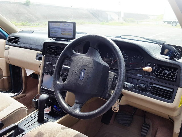 VOLVO 850 DASHBOARD