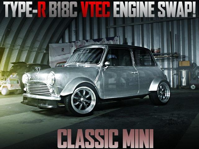 B18C VTEC SWAP CLASSIC MINI