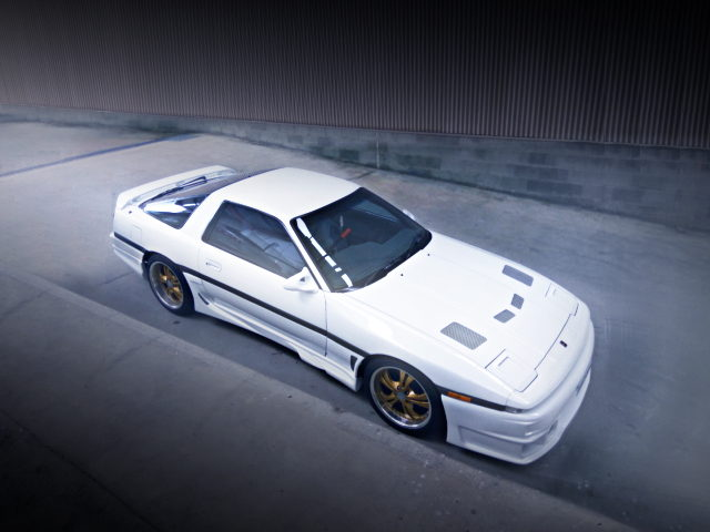 FEONT EXTERIOR MA70 SUPRA WHITE