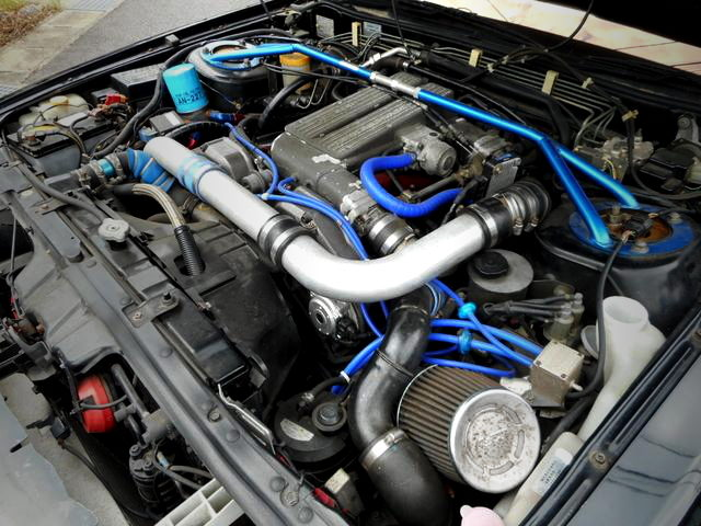 VG30DET V6 TURBO ENGINE