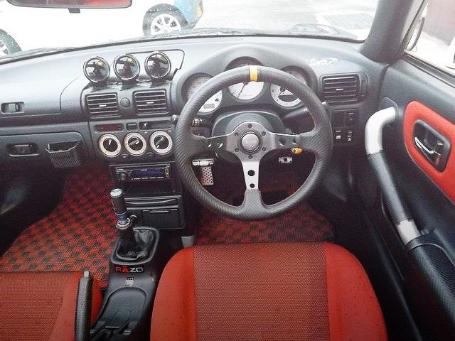 DASHBOARD MR-S