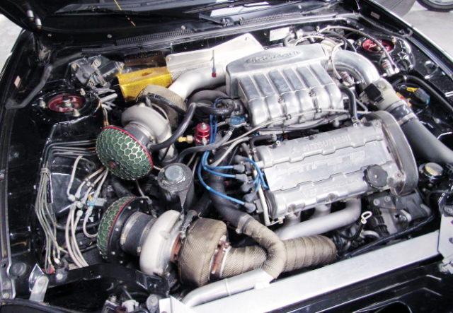 6G72 V6 ENGINE