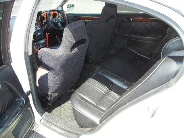 JZS164 ARISTO SEATS