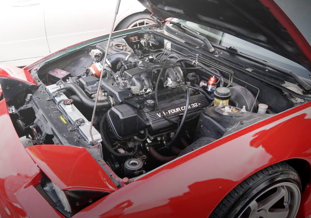 1UZ FE 4000cc V8 ENGINE