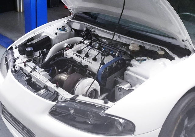 4G63 2000cc TURBO ENGINE