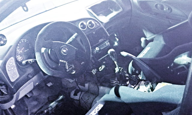 2nd Gen ECLIPSE INTERIOR