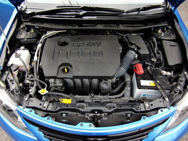 ALLION 1800cc 2GR ENGINE