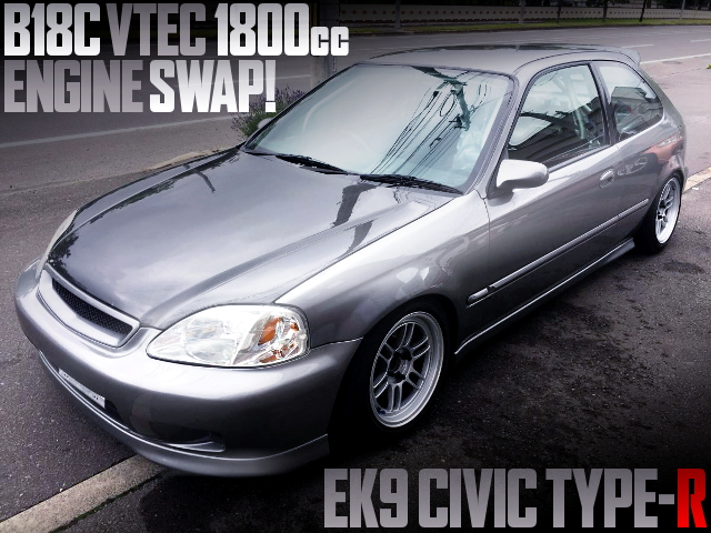 B18C VTEC SWAP EK9 CIVIC TYPE-R