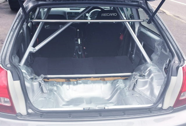 ROLLBAR AND TWO SEATER