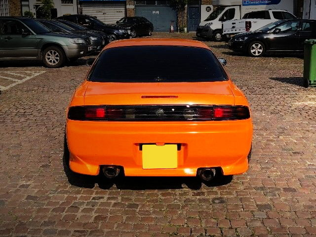 BACK TAIL LIGHT S14 KOUKI