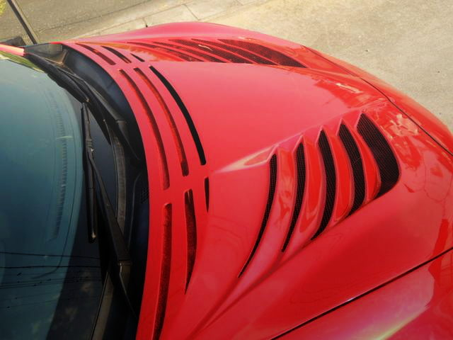 BN SPORTS HOOD FROM TOYOTA 86