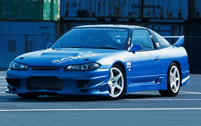 BOMEX AERO BODY CATALOG 180SX