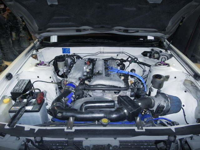 SR20DE 2000cc ENGINE