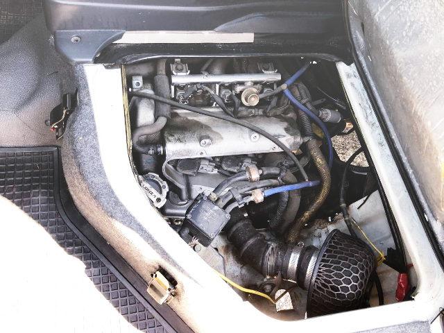 K6A TURBO ENGINE
