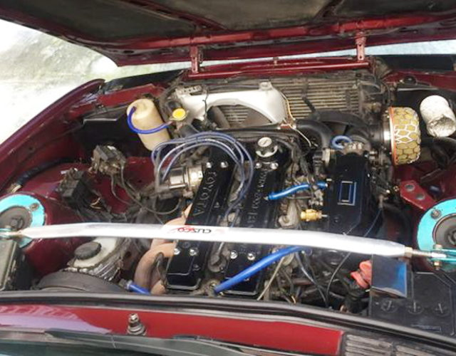 16V 4AG SWAP FOR E30 BMW 3SERIES