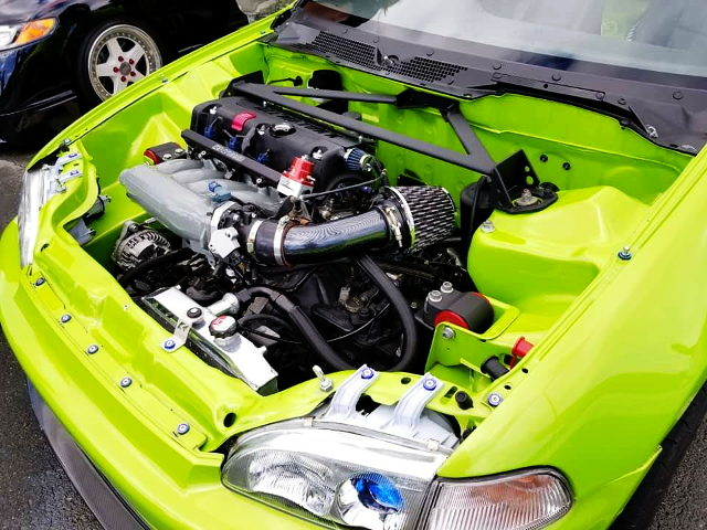 K24 2400cc iVTEC ENGINE