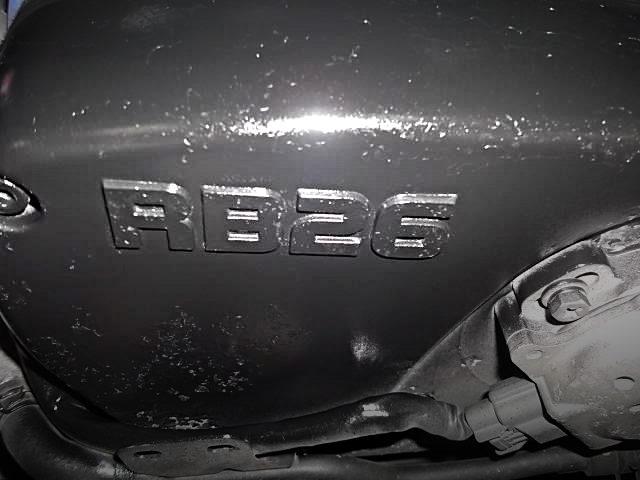 RB26 ENGINE LOGO