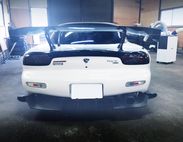 FD3S RX-7 TAIL LIGHT