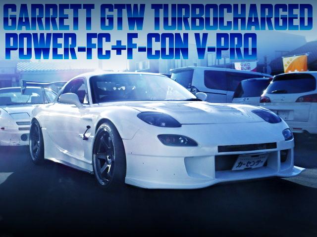 GTW TURBINE POWER-FC V-PRO FD3S RX7