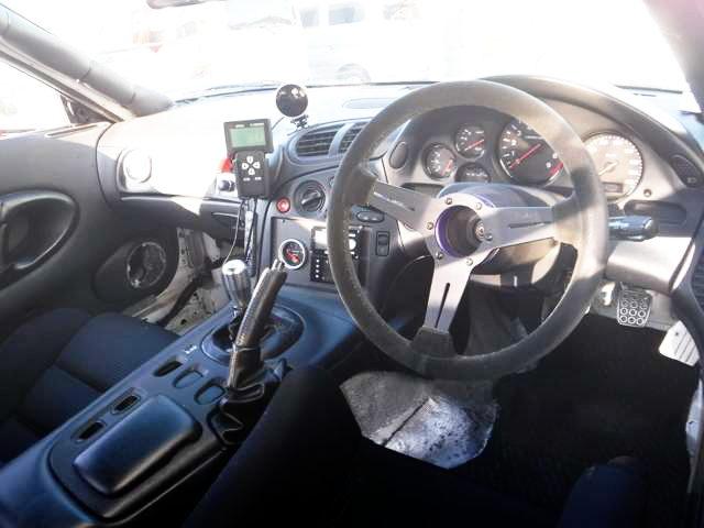 FD3S RX-7 DASHBOARD