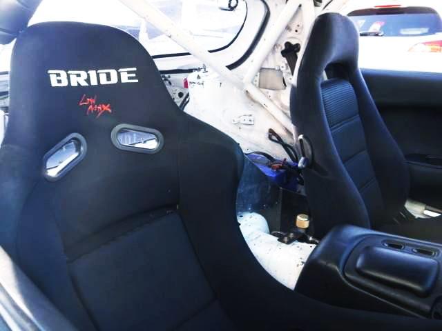 FD3S RX-7 INTERIOR BRIDE SEAT