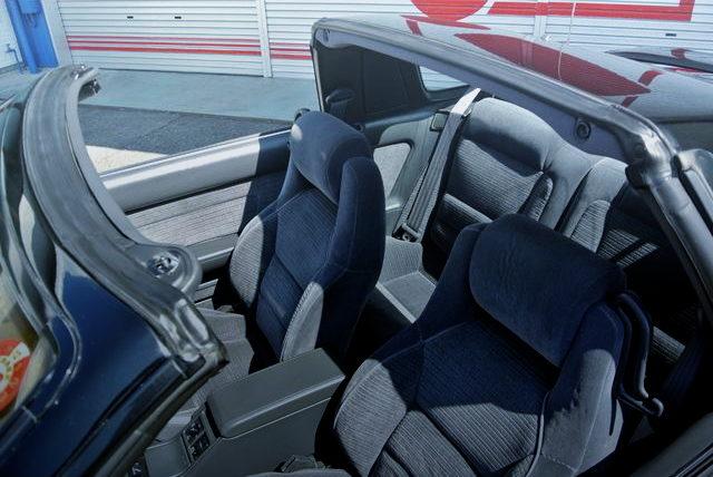 GA70H SUPRA INTERIOR SEATS