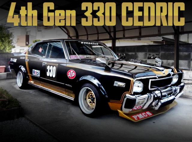 KAIDO RACER 330 CEDRIC 4-DOOR