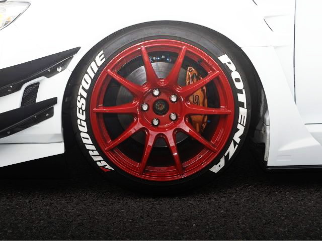 FRONT WHEEL FOR GRB WRX STI