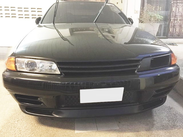 FRONT GT-R FRONT END HCR32 SKYLINE