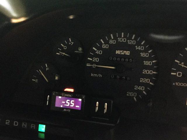 NISMO 260km SCALE CLUSTER