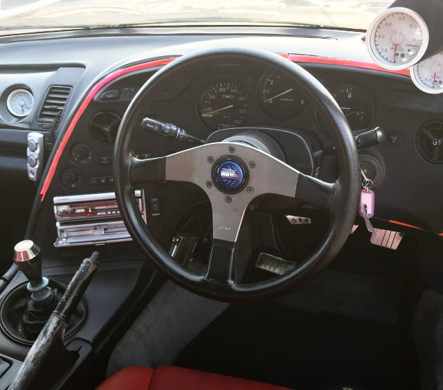 JZA80 SUPRA DASHBOARD