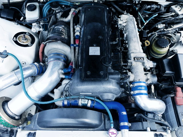 1JZ HEAD WITH 2JZ BLOCK ENGINE