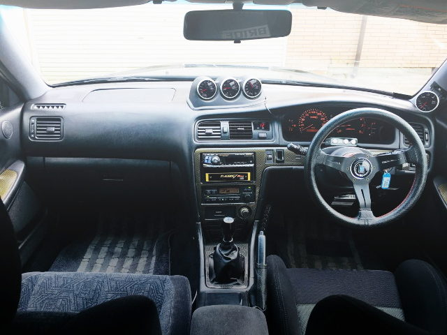 JZX100 CHASER INTERIOR