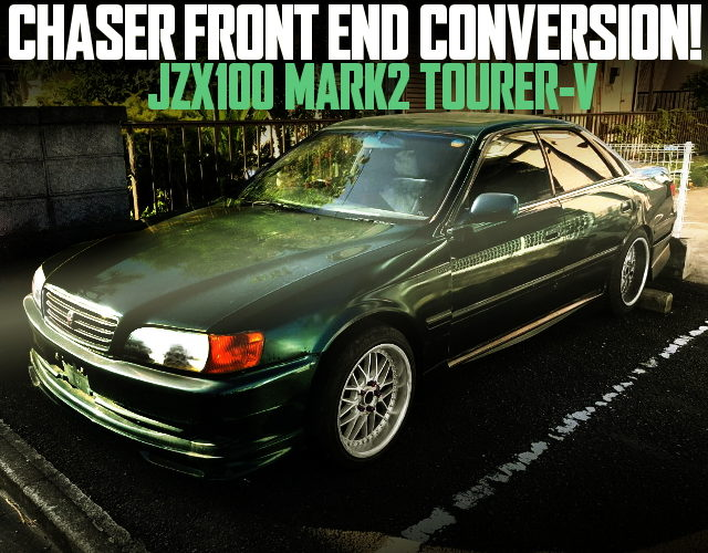 CHASER FRONT END JZX100 MARK2