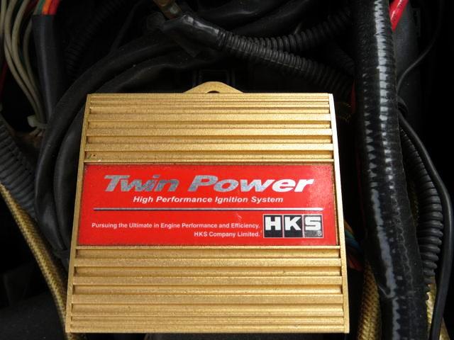 HKS TWINPOWER