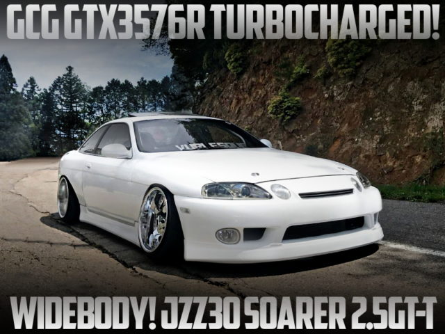GCG GTX3576R TURBO WIDEBODY SOARER