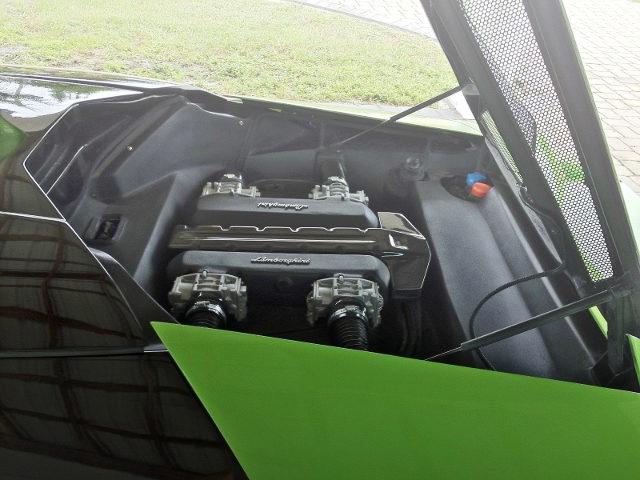 V12 ENGINE REP COVER