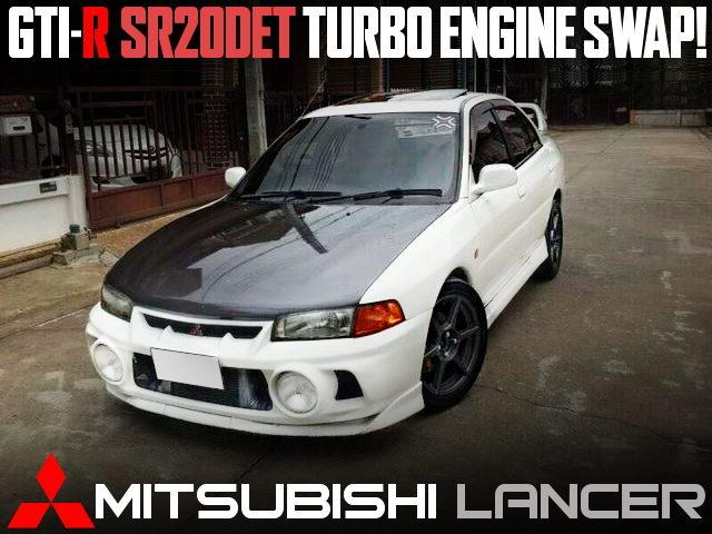 SR20 TURBO ENGINE MITSUBISHI LANCER
