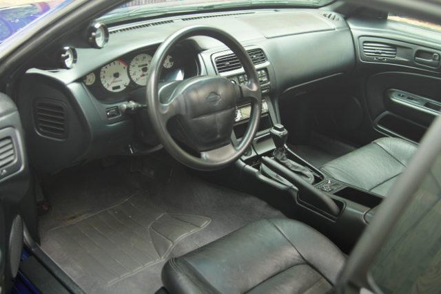 S14 KOUKI 240SX INTERIOR