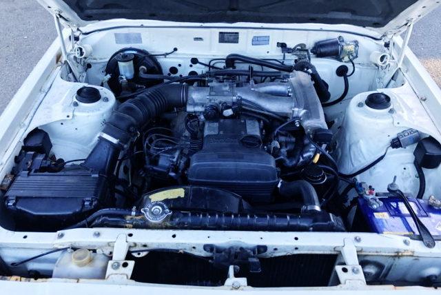 2JZGE 3000cc ENGINE