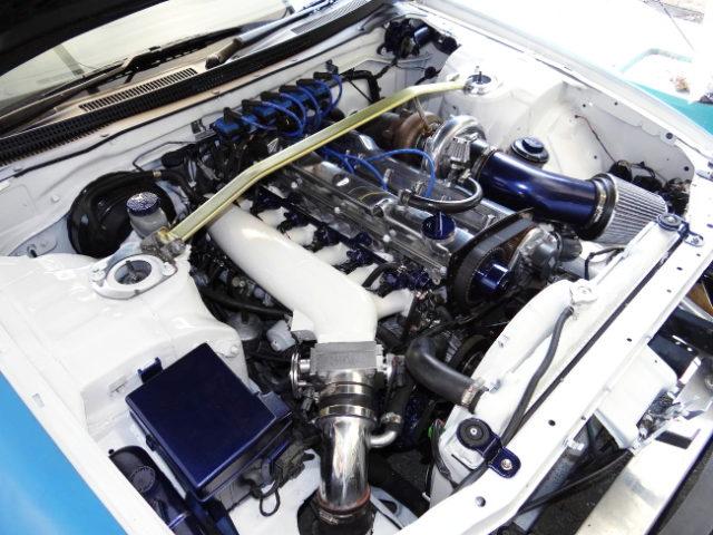 NEO6 RB25DET 2500cc TURBO ENGINE