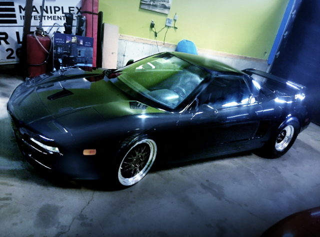 FRONT EXTERIOR NA1 NSX
