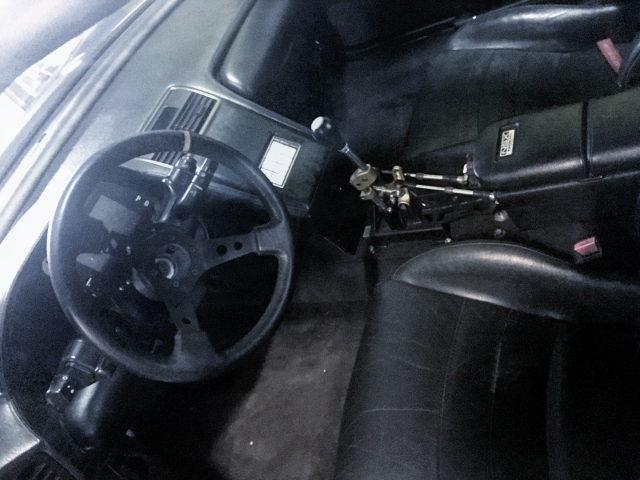 LEFT HAND DRIVE NA1 NSX